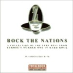 Z Records Sampler - Rock The Nations