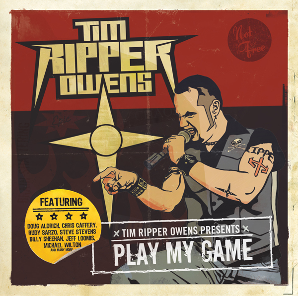 Play My Game / Tim Ripper Owens